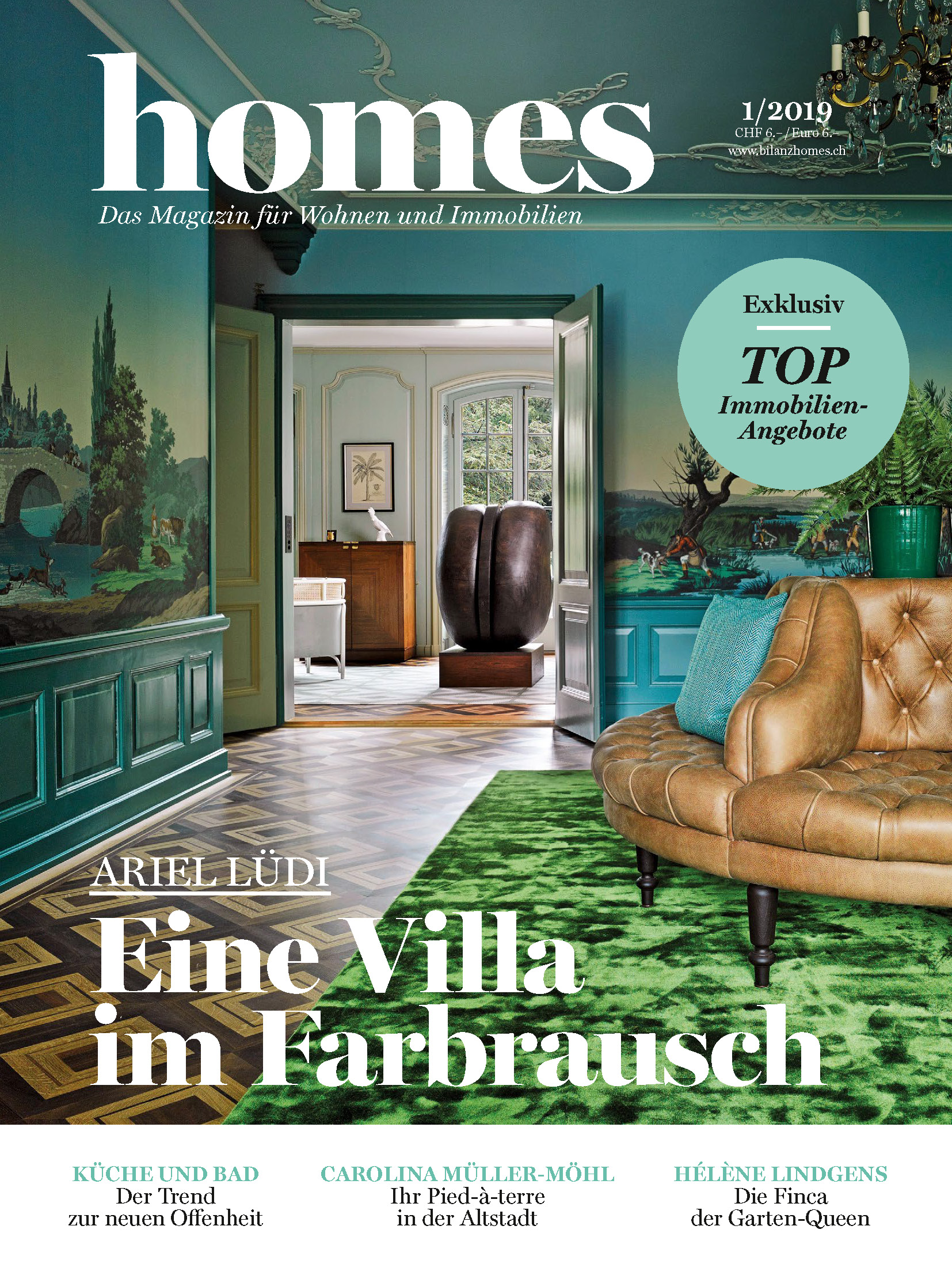Homes 1/2019